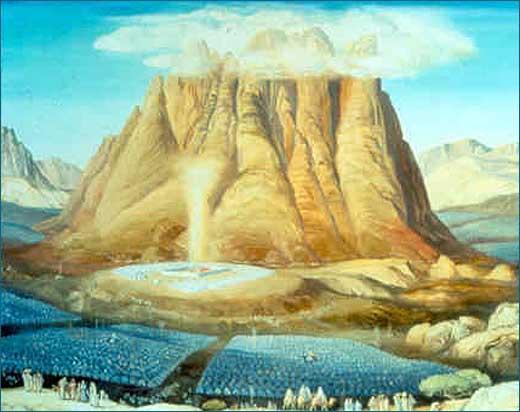 La Nube y el Espíritu (Rep)