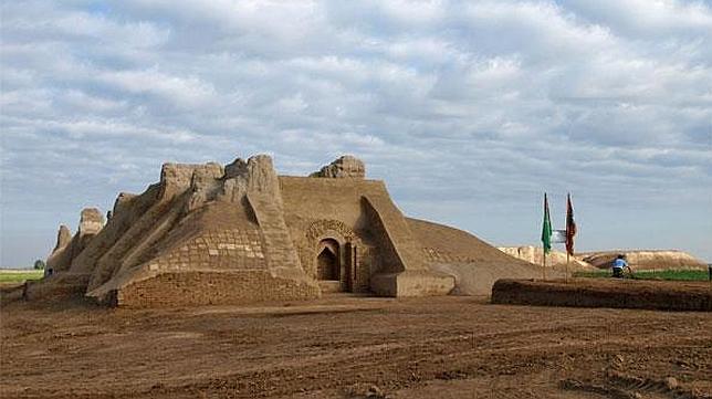 Descubren la iglesia cristiana más antigua de Asia Central