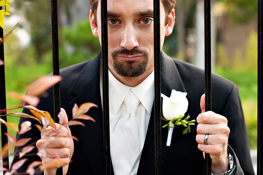 El novio en la cárcel