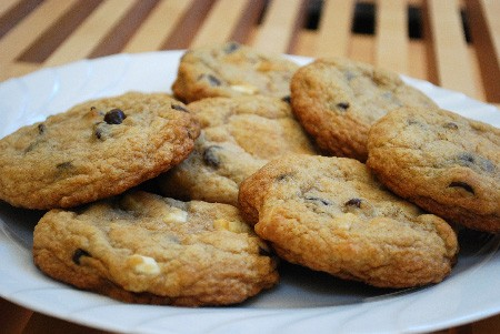Unas galletas, un agradecimiento