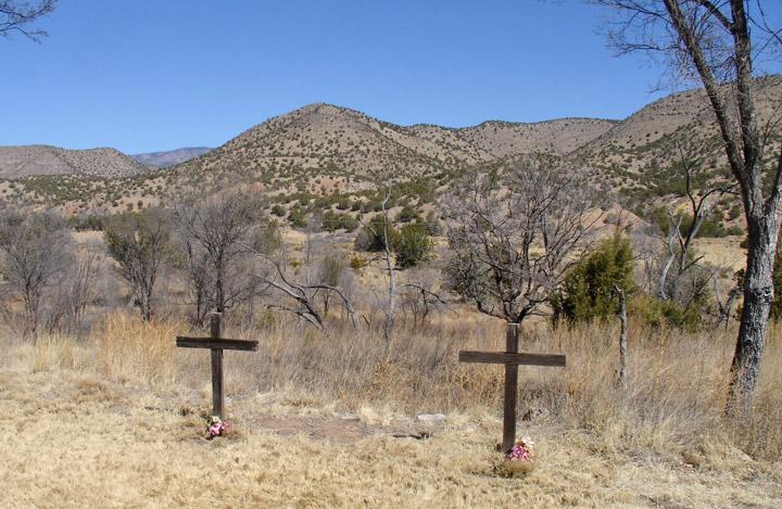 Votos frente al sepulcro