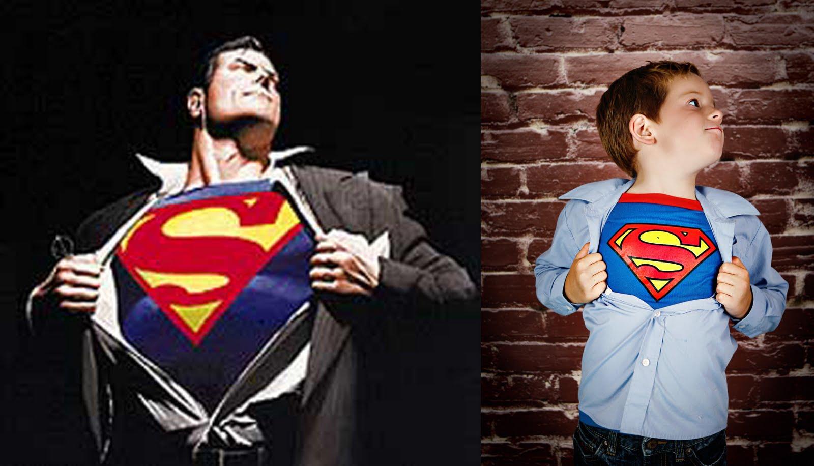 Más fuerte que Superman
