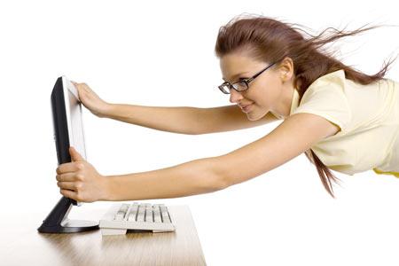 Mujeres internautas, activas en el mundo de la tecnología