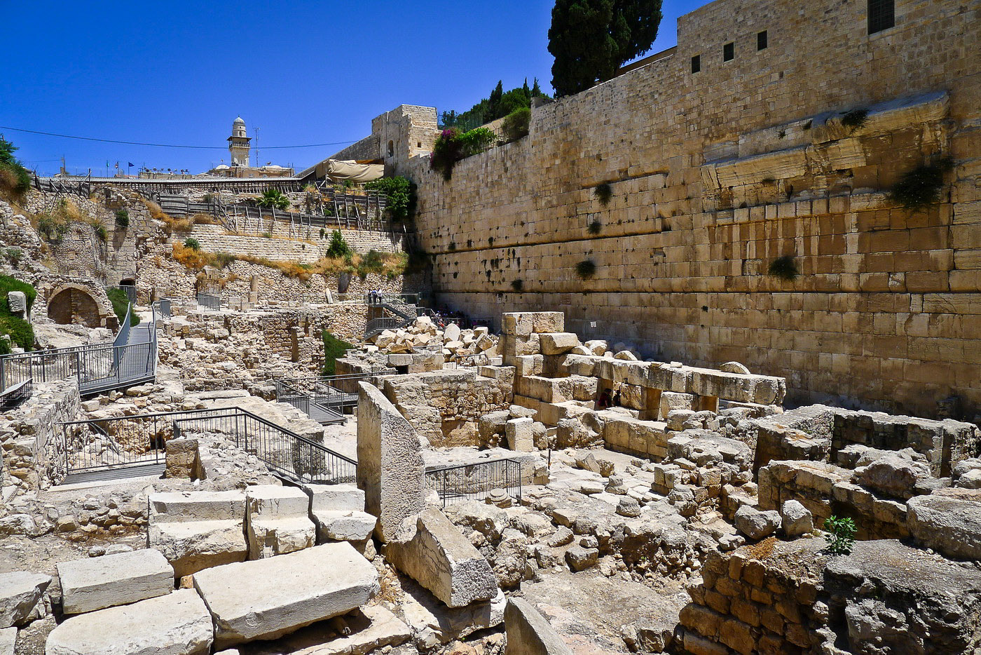 Jerusalén en Ruinas