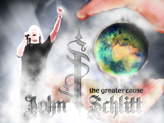 Legendario Rockero John Schlitt Lanzará The Greater Cause