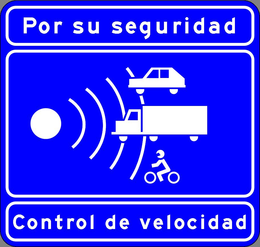 Detectores de velocidad (Rep.)