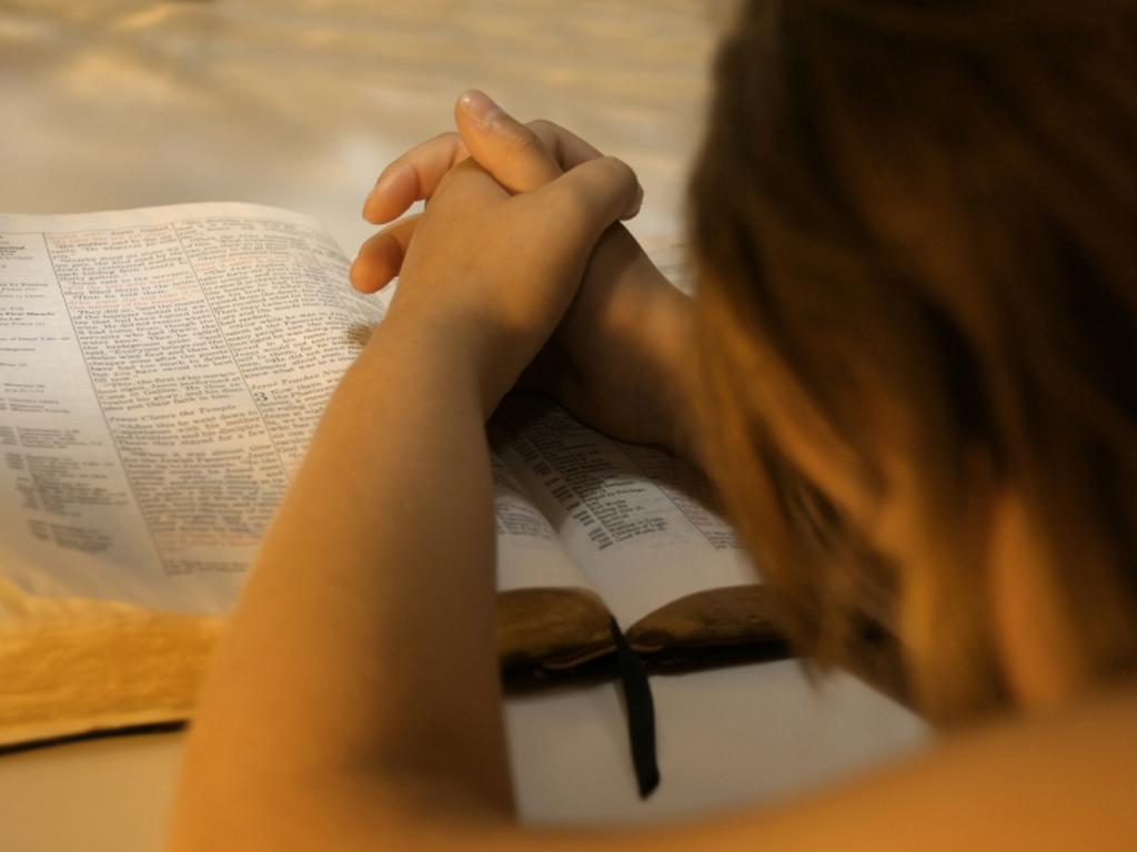 ¿Crees en la oración?