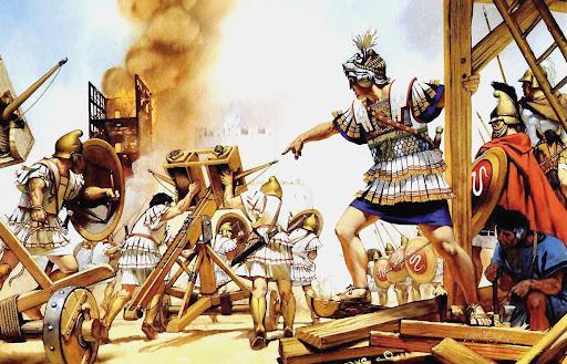 Guerras de asedio