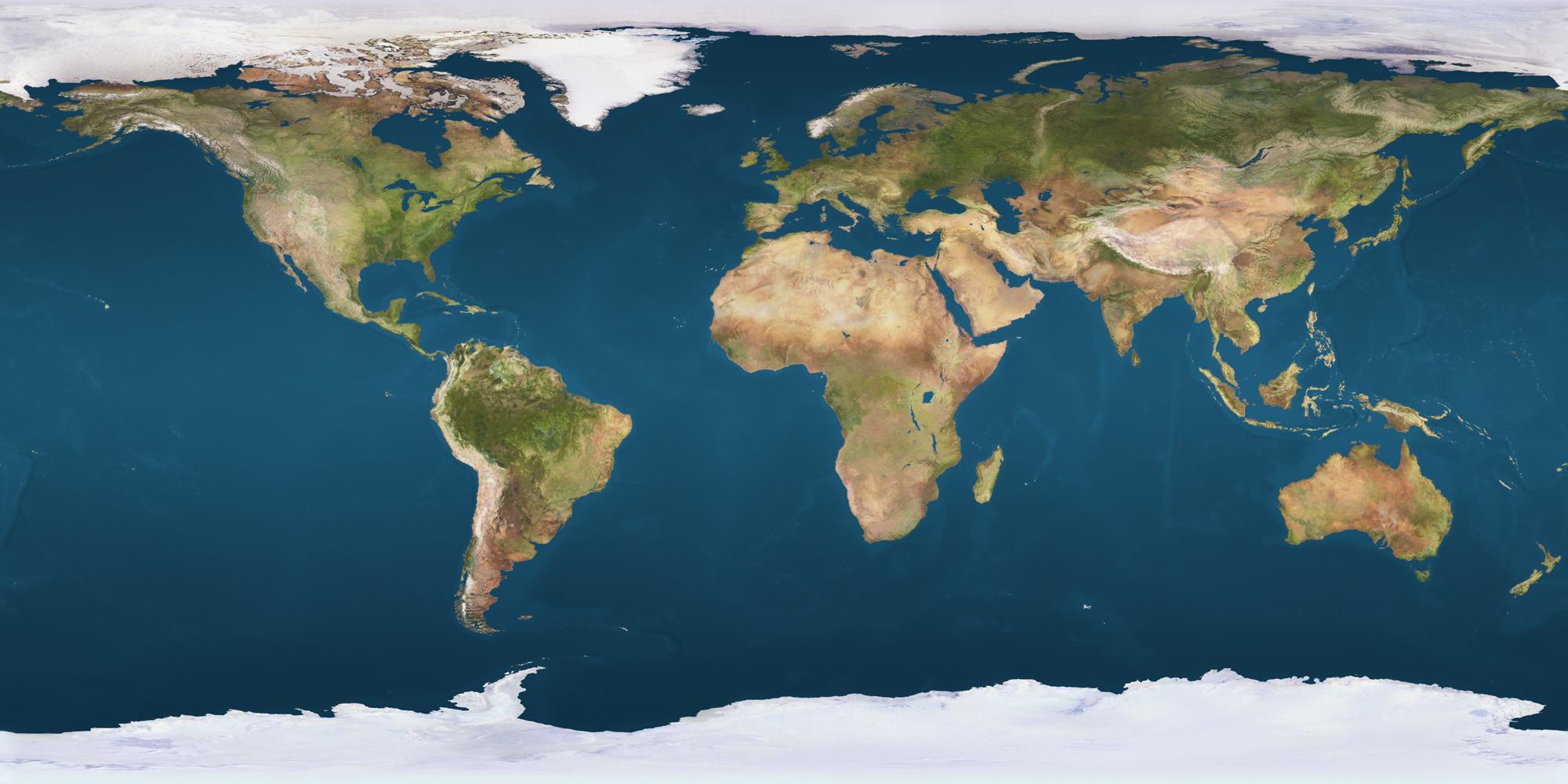 Administradores de la Tierra