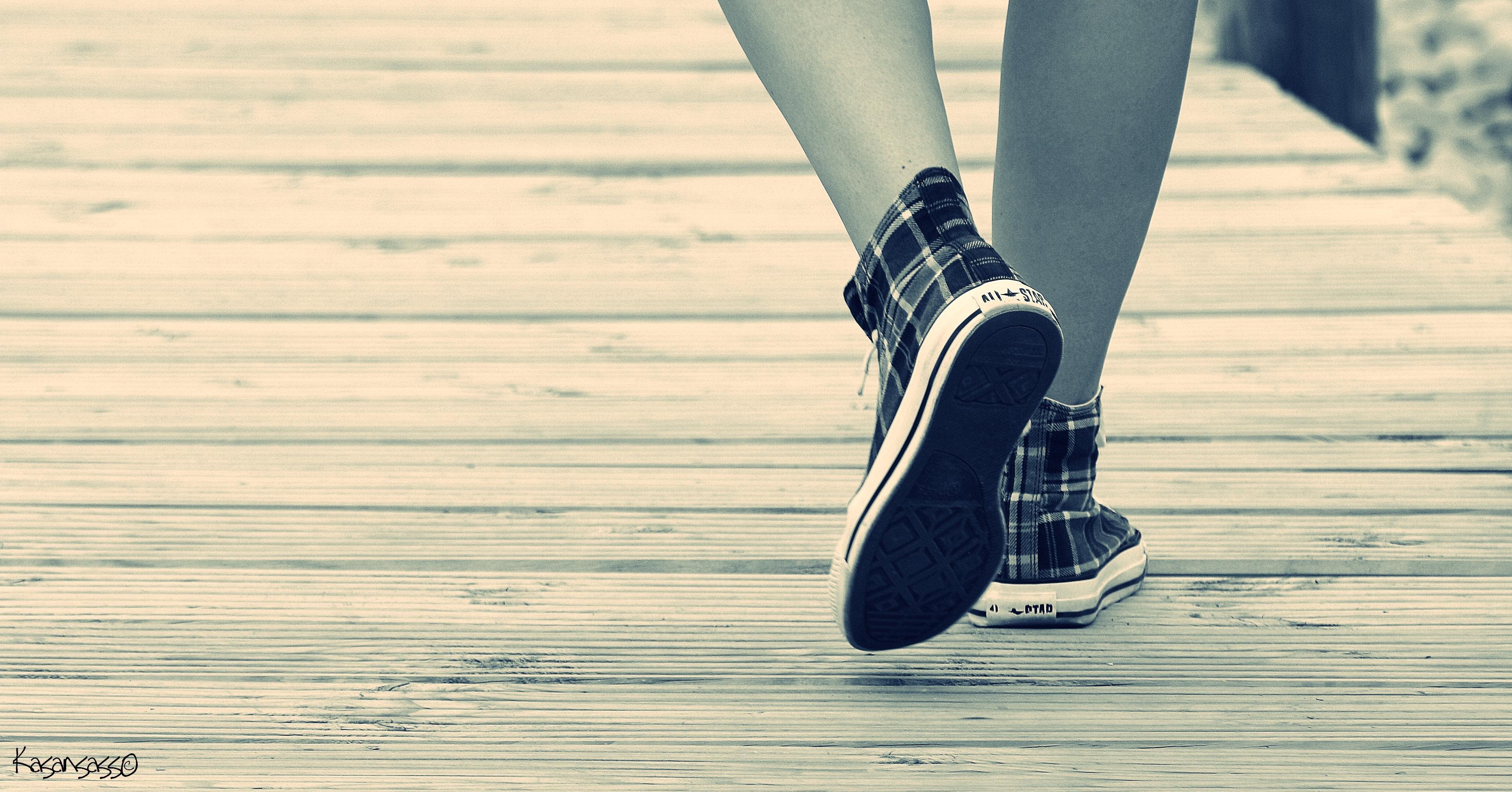 Endereza tus pasos.