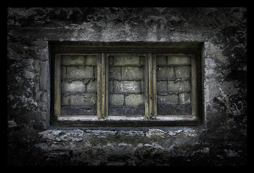 Las paredes dividen