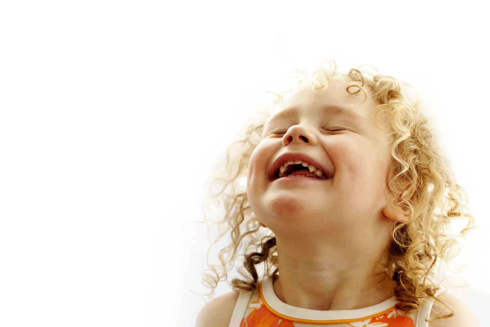 Risas, el Señor y las cosas pequeñas
