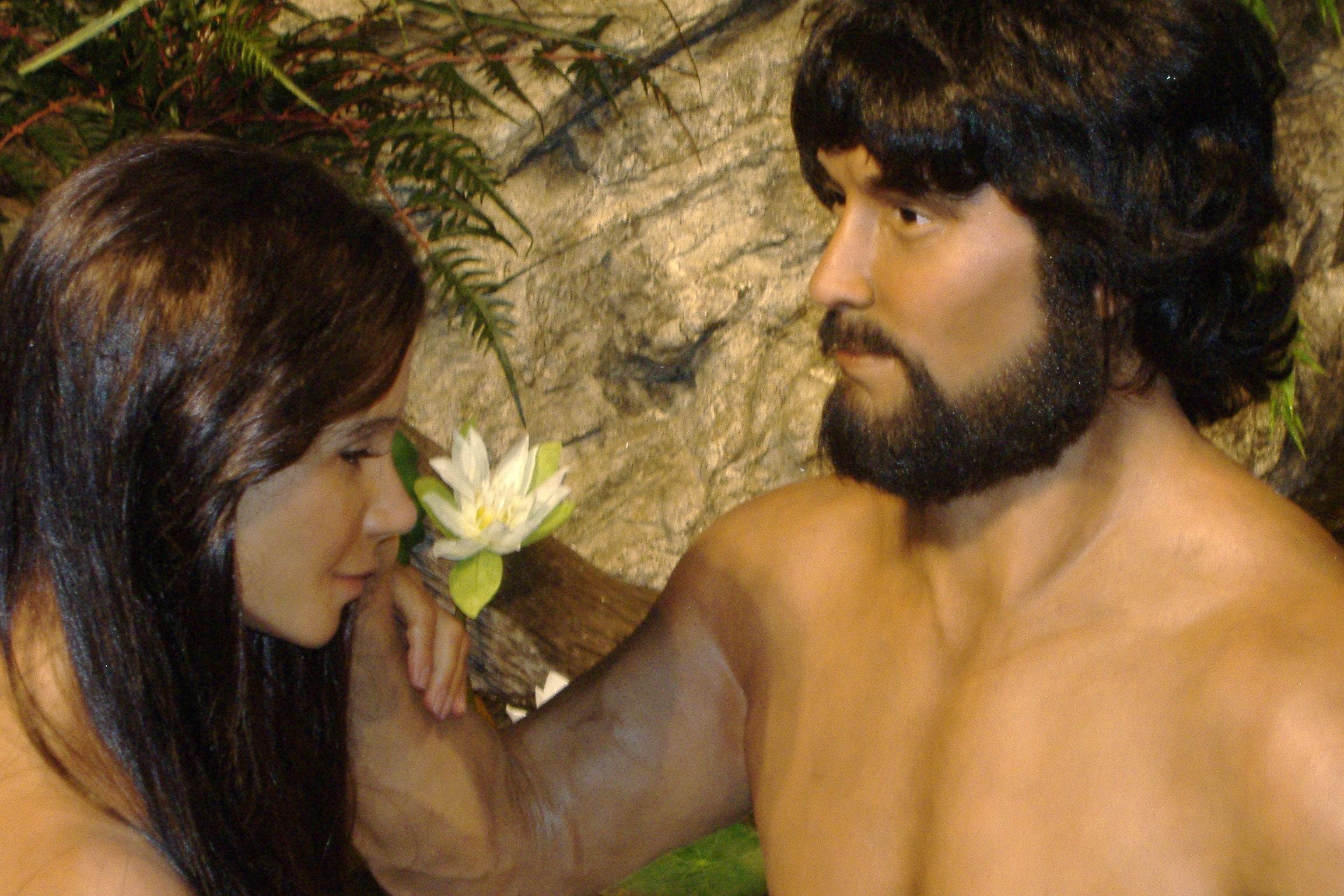 ¿Nos parecemos a Adán y Eva?