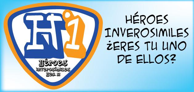 La Liga de los Héroes Inverosímiles (Rep.)