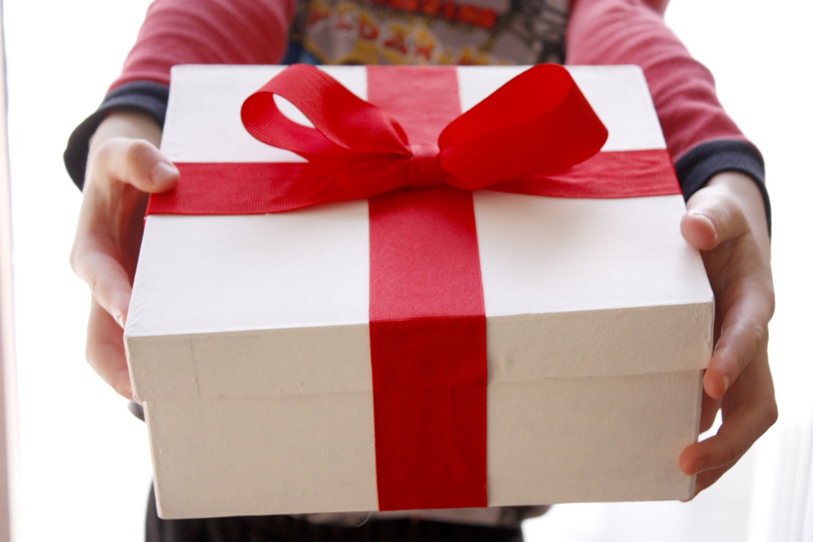 Abre tu regalo para este día