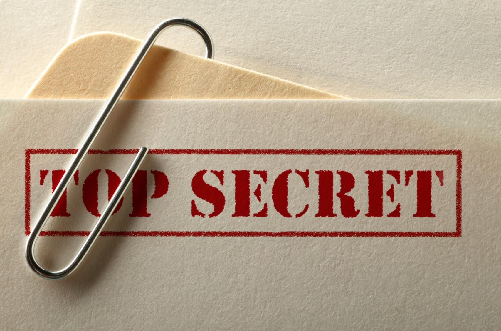 ¿Guardas algún secreto?