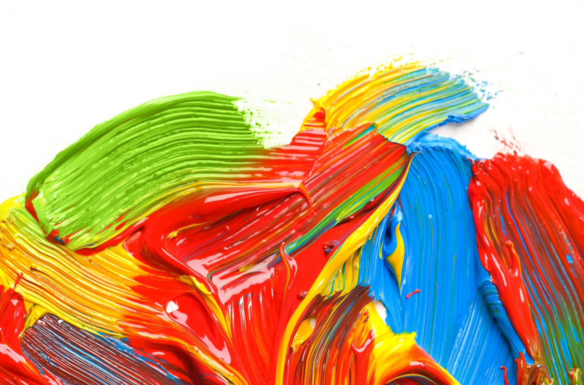 Eliges los colores de tu vida