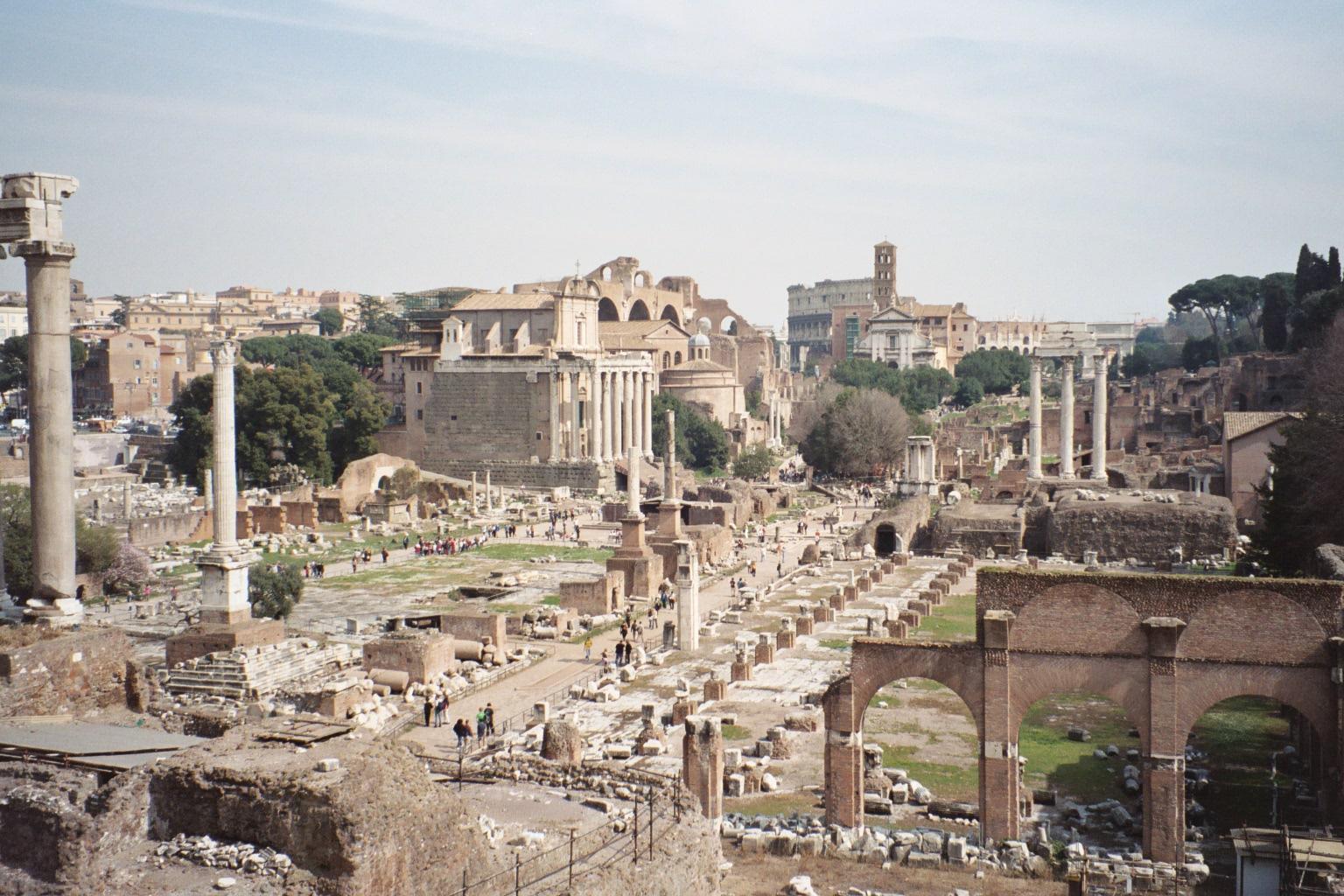 El más grande sabio de Roma