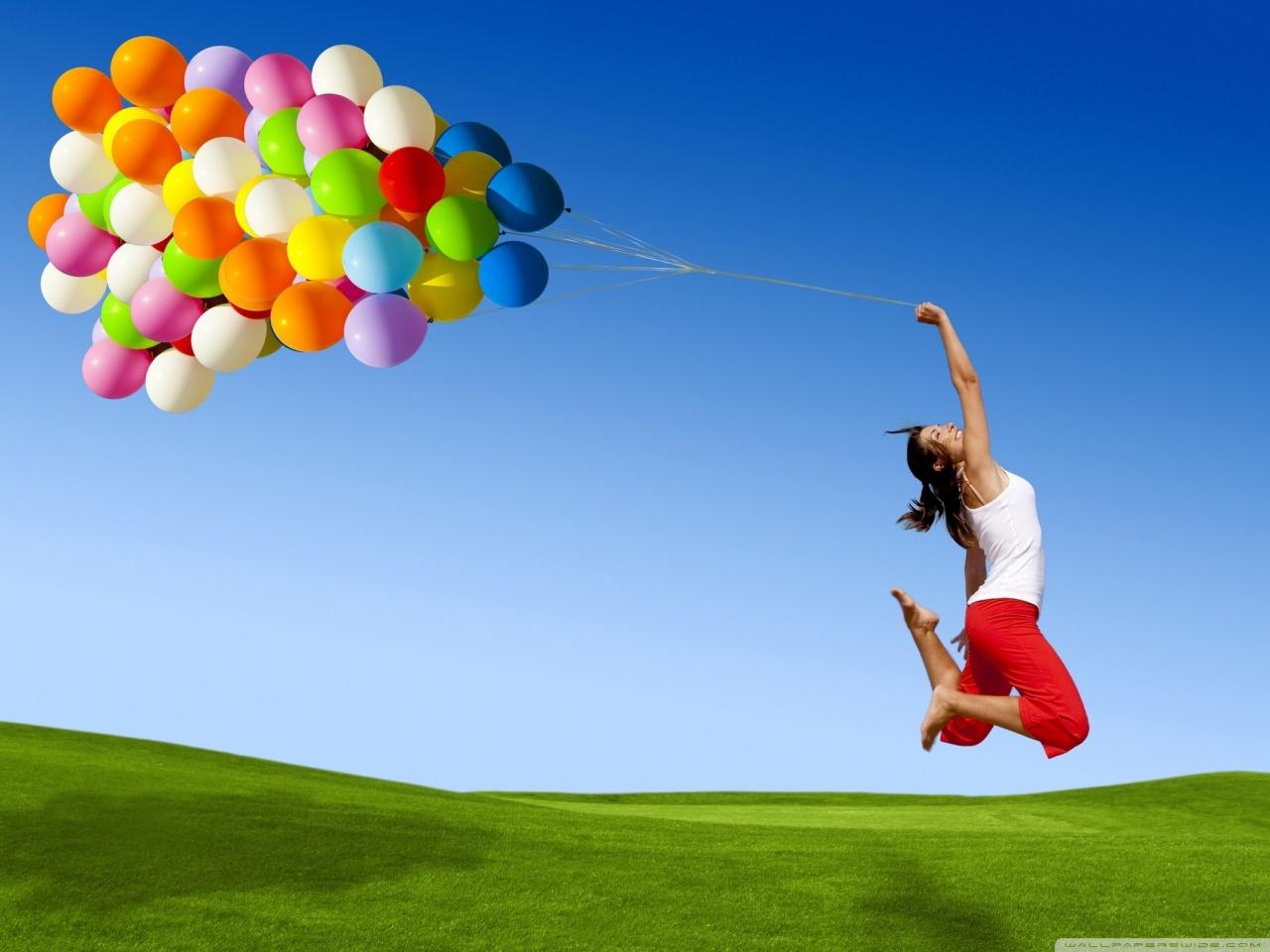 En las alturas de la alegría