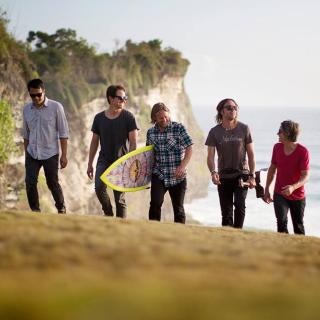 Switchfoot recibe el apoyo de los medios con su nuevo EP