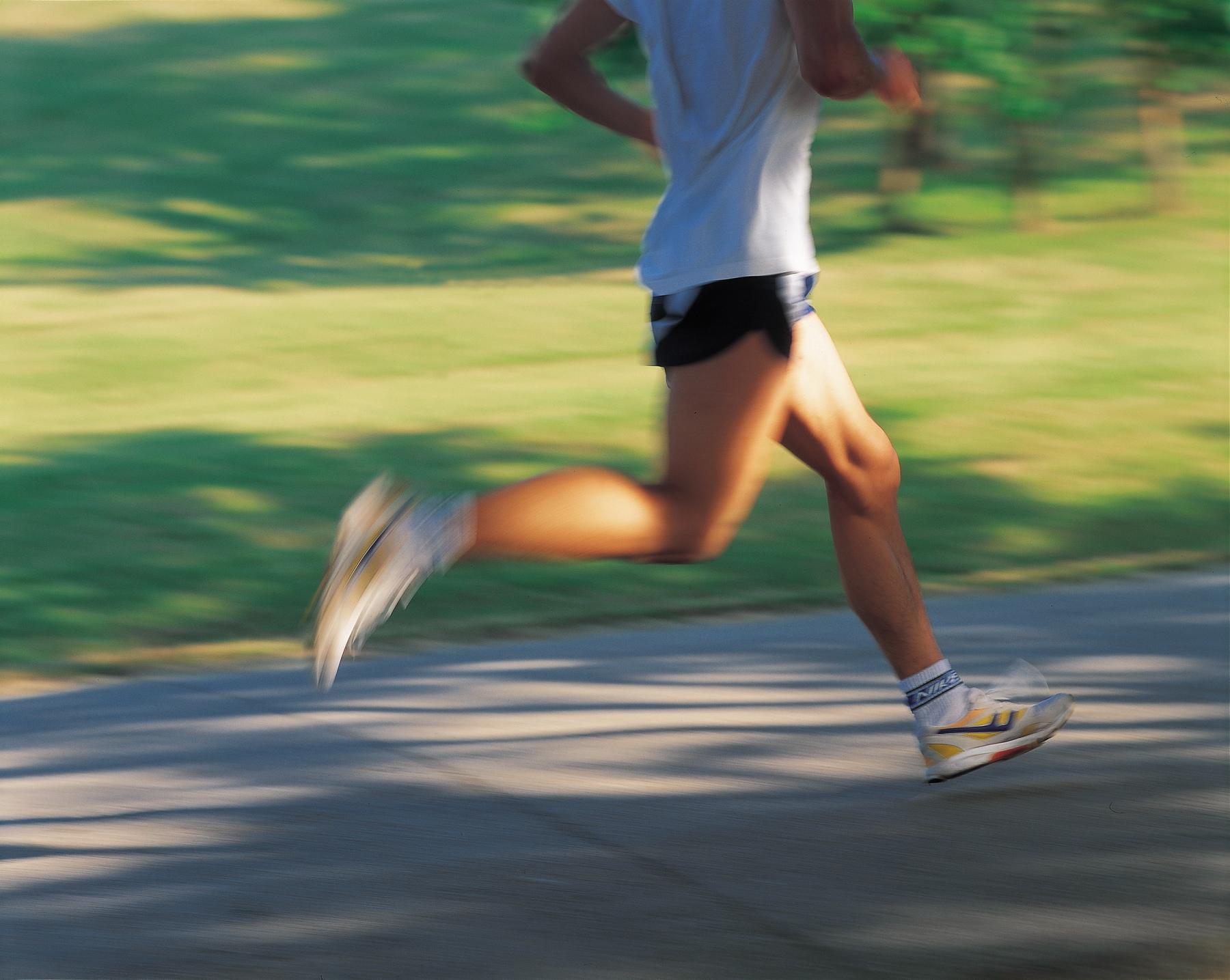 Cuando correr es gracioso para otros