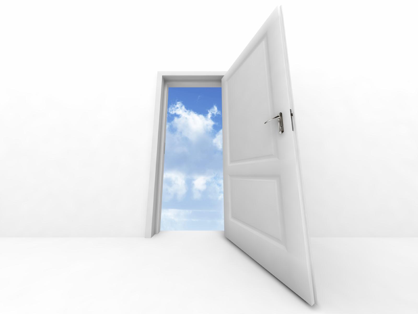 La puerta se cerrará
