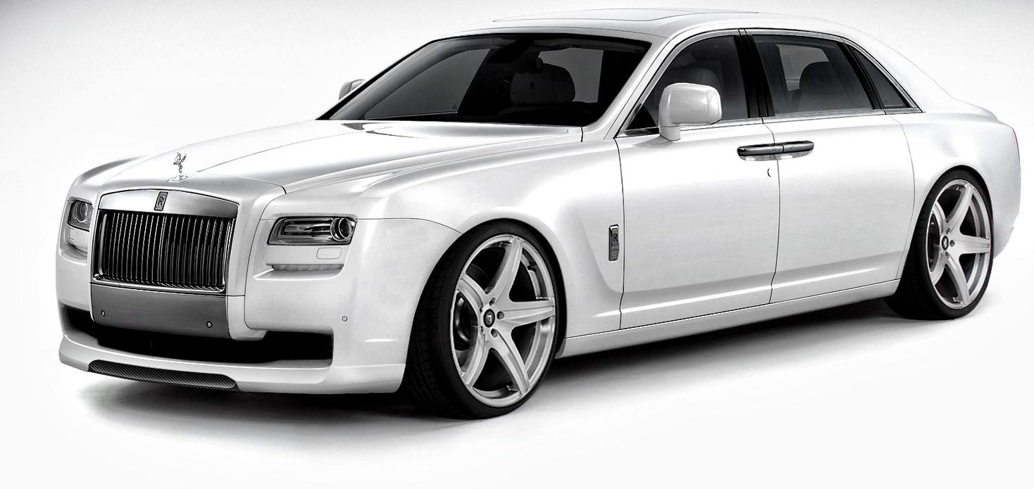 Mejor que un Rolls Royce