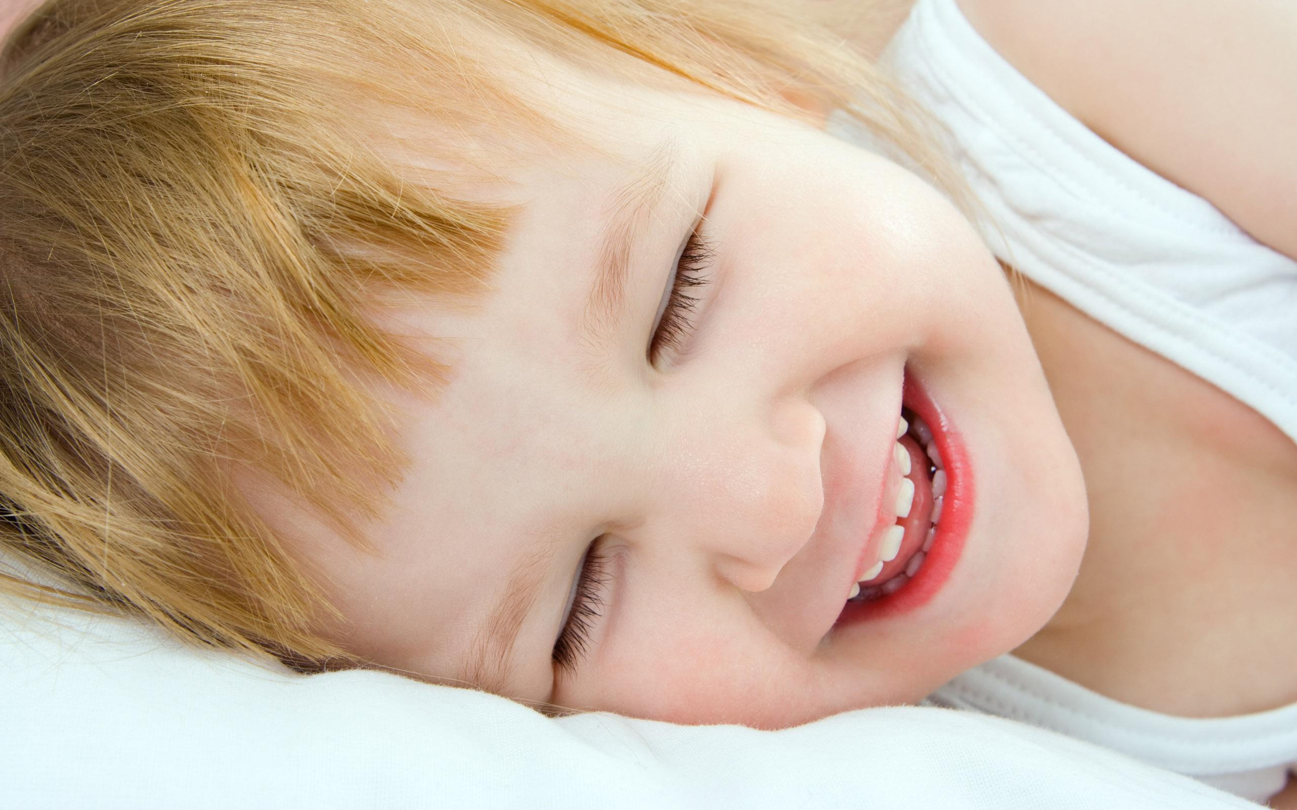 Una dulce sonrisa