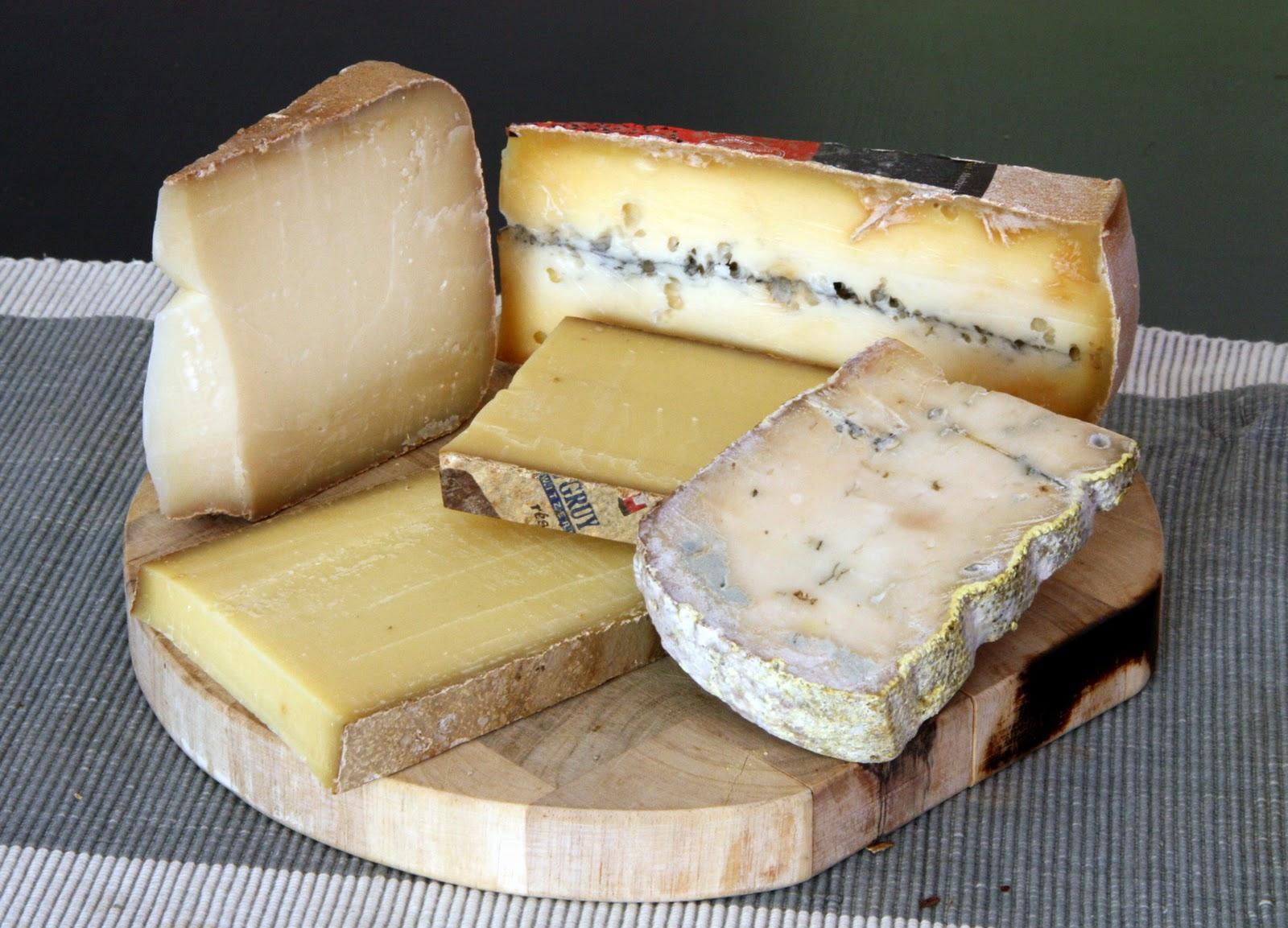 ¿Son quesos? (Rep.)