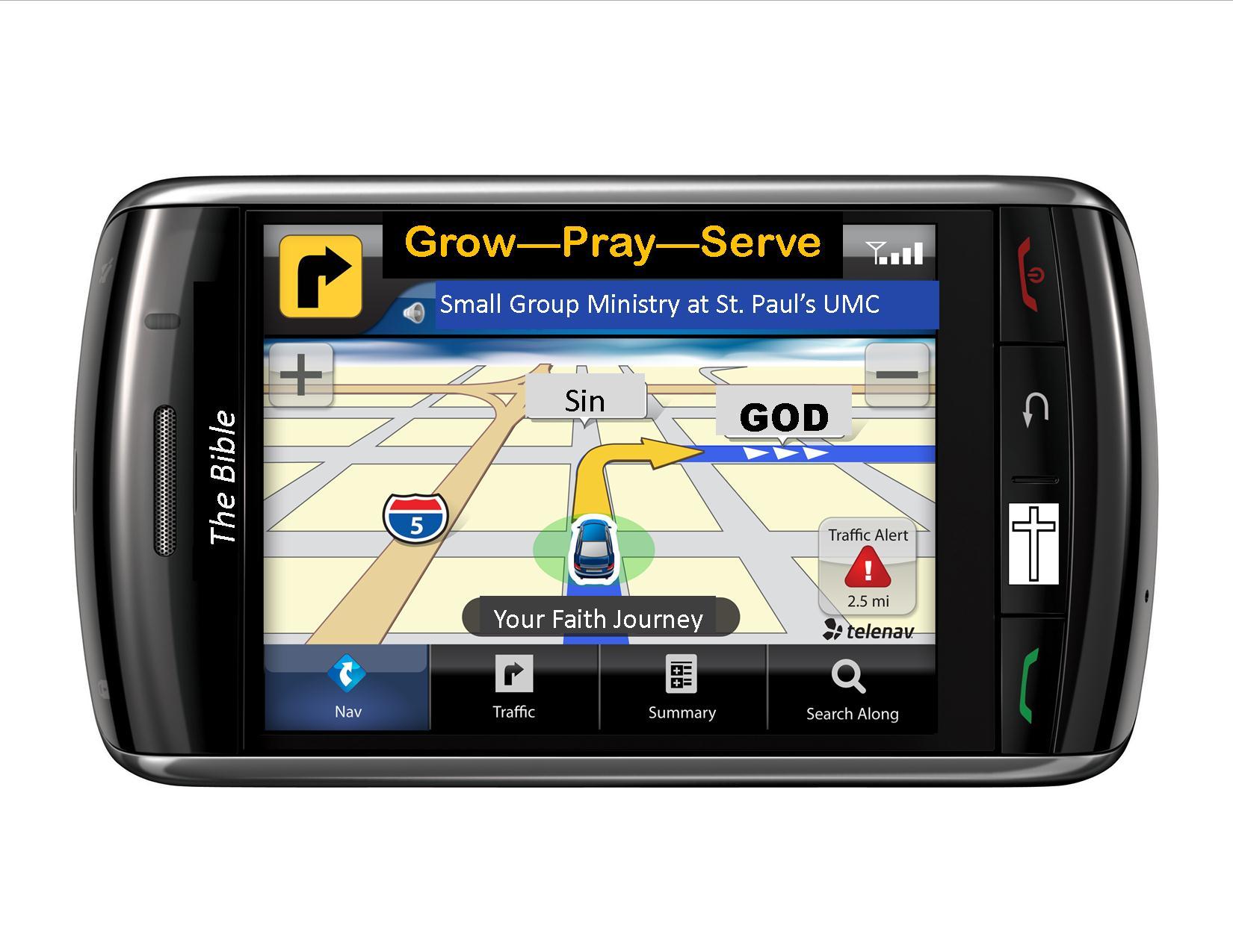 GPS y brújula