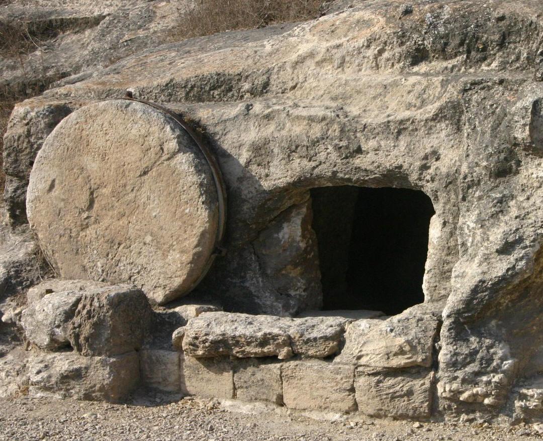 Así no es la resurrección (Rep.)