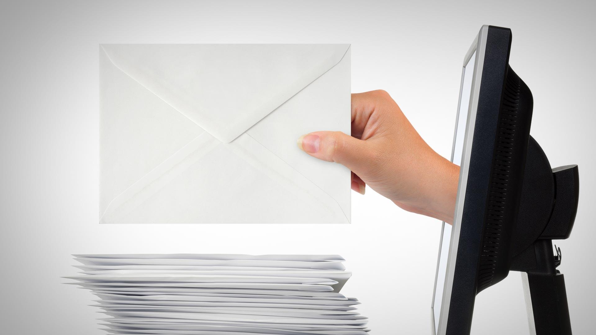 Email: ¿Llegará mi mensaje?