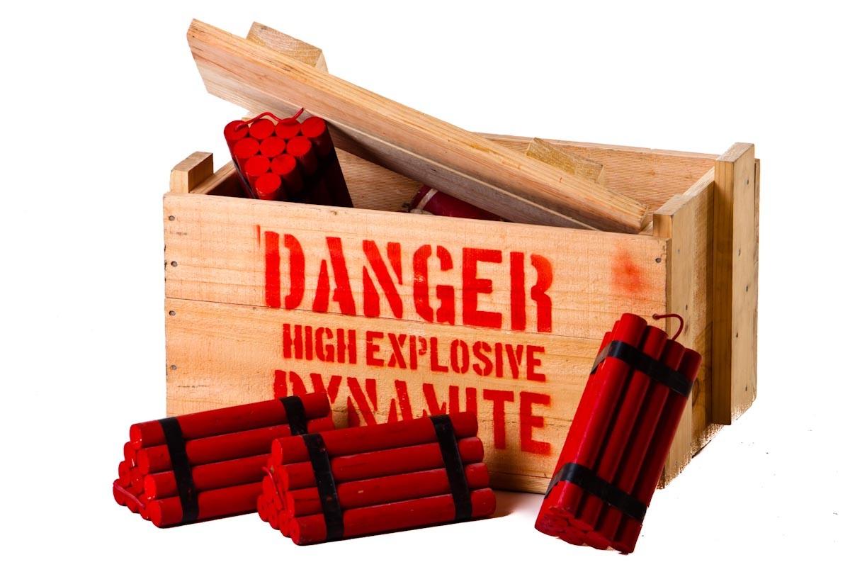 Situaciones explosivas
