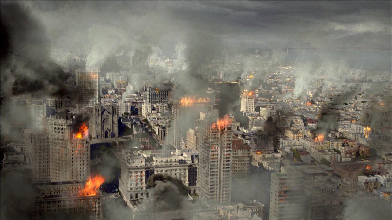 Desastres mundiales