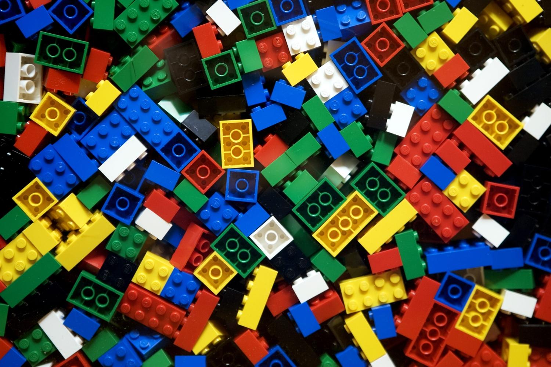 Los pequeños bloques de la vida