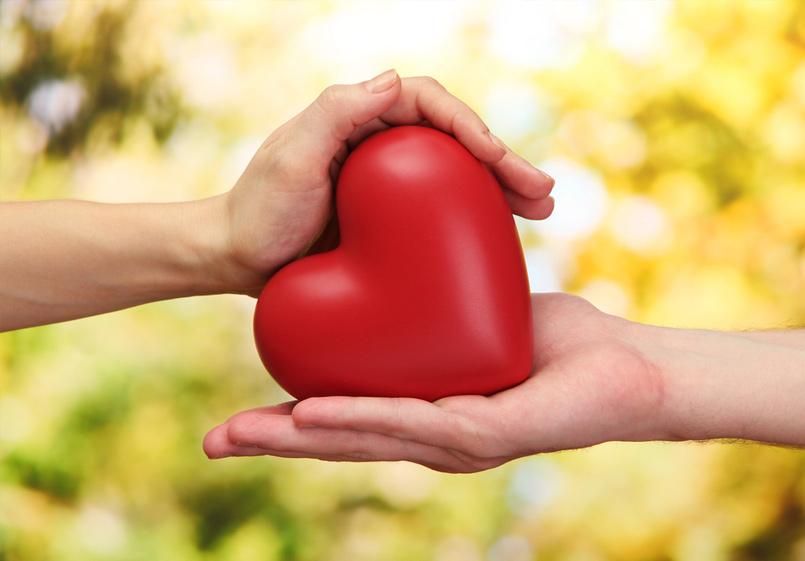 Un corazón sano