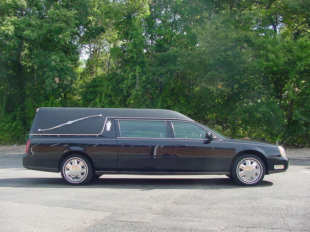Hablando de funerales