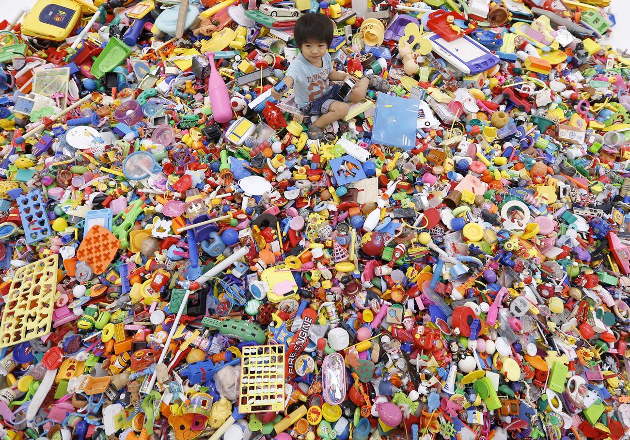 ¿El que muera con más juguetes gana?