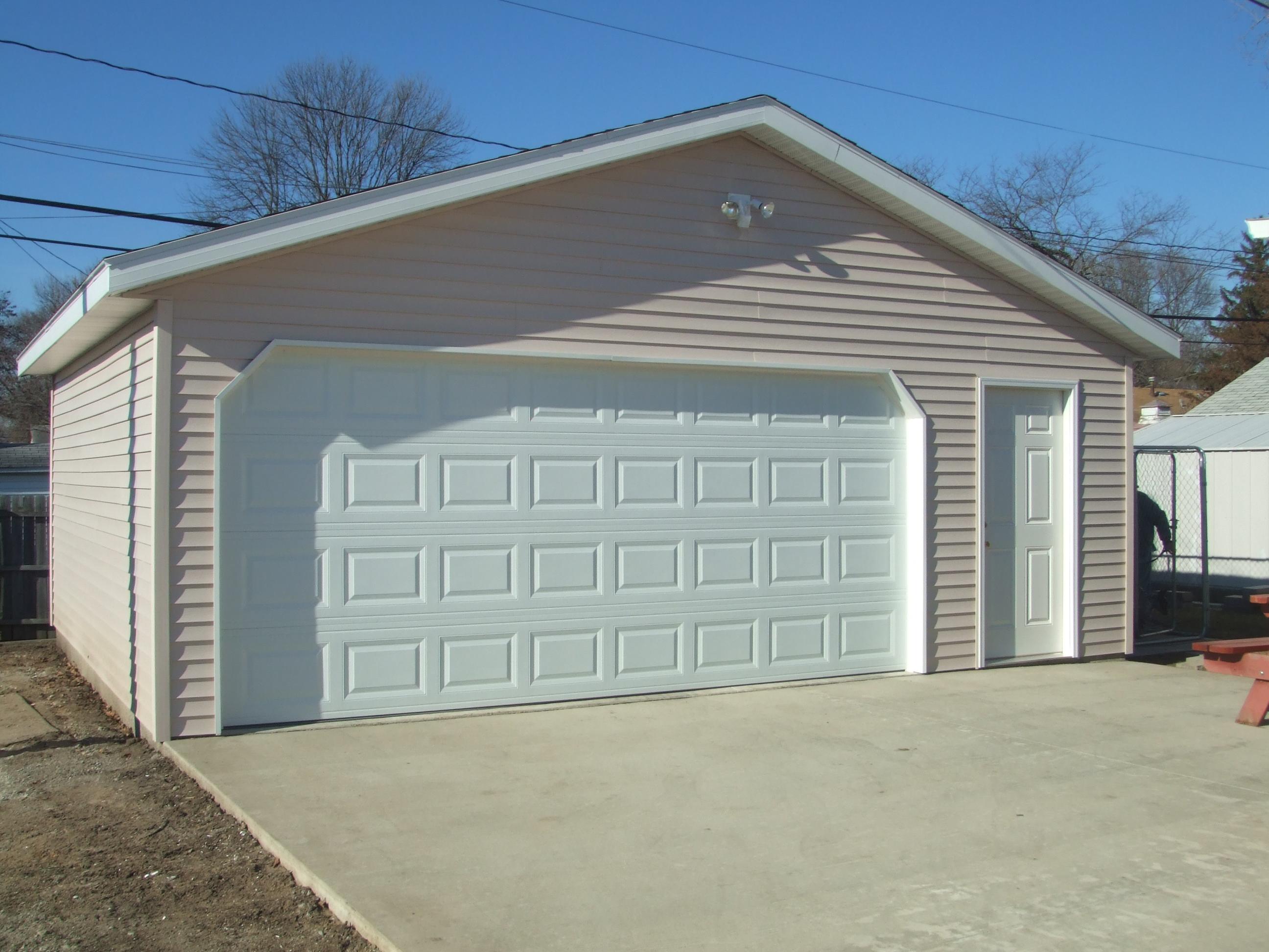 Una casa para un auto