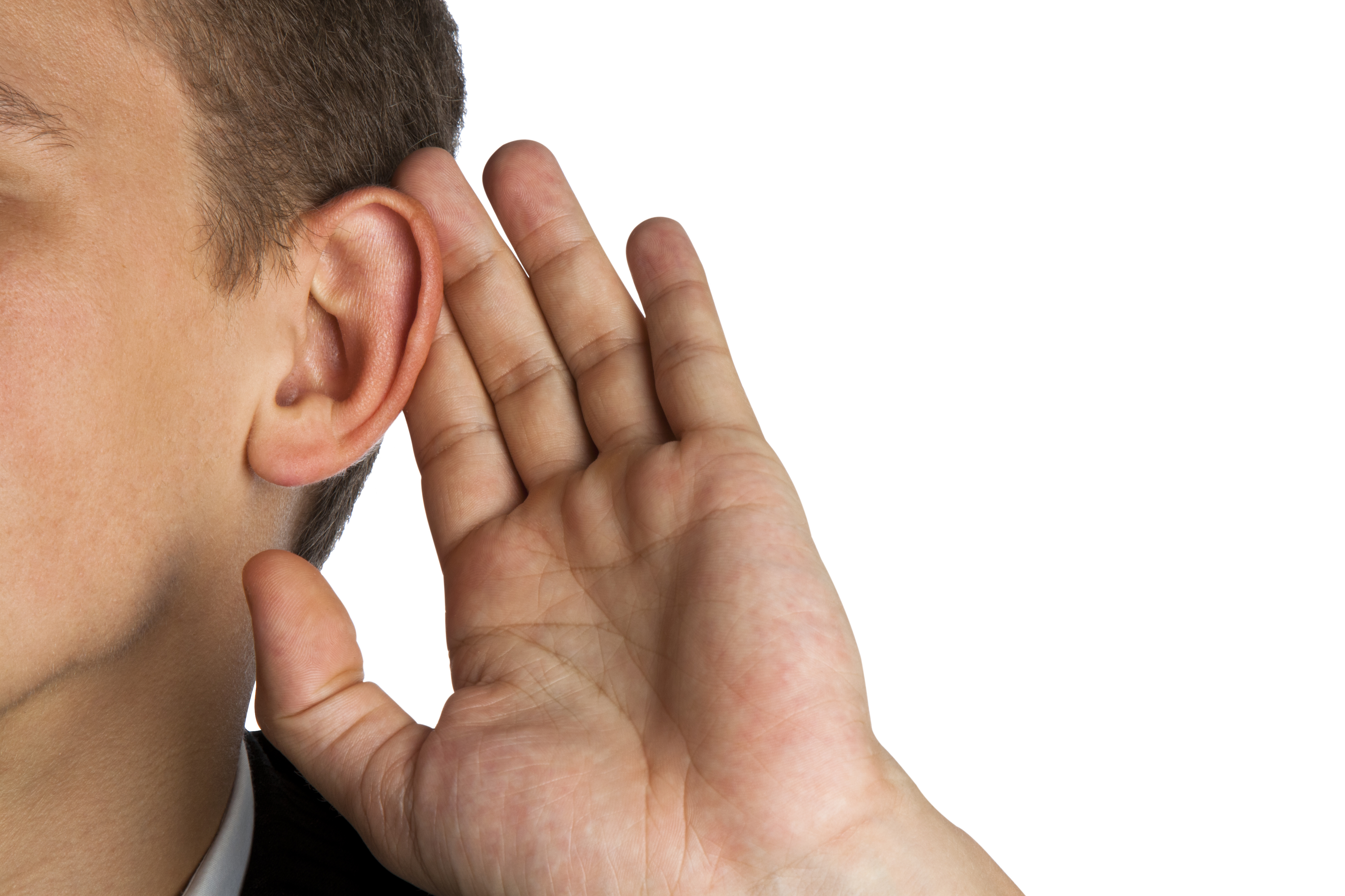 ¿Estas escuchando?
