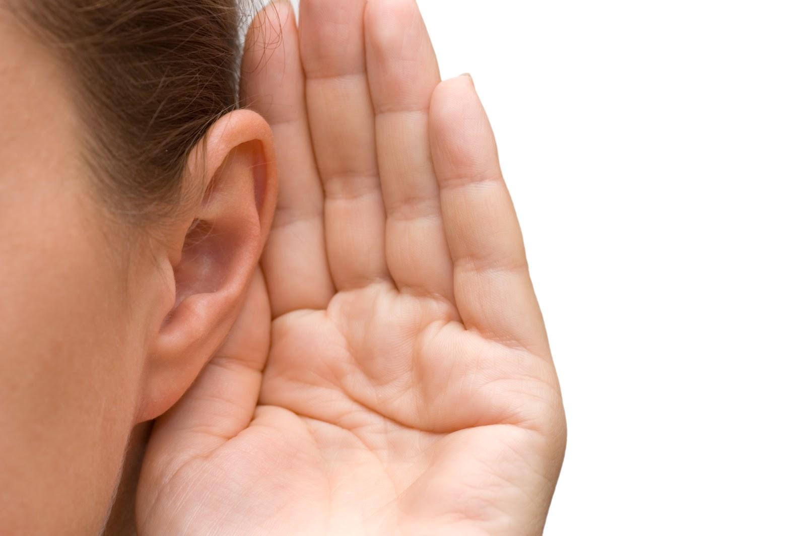 ¿Qué estás oyendo?