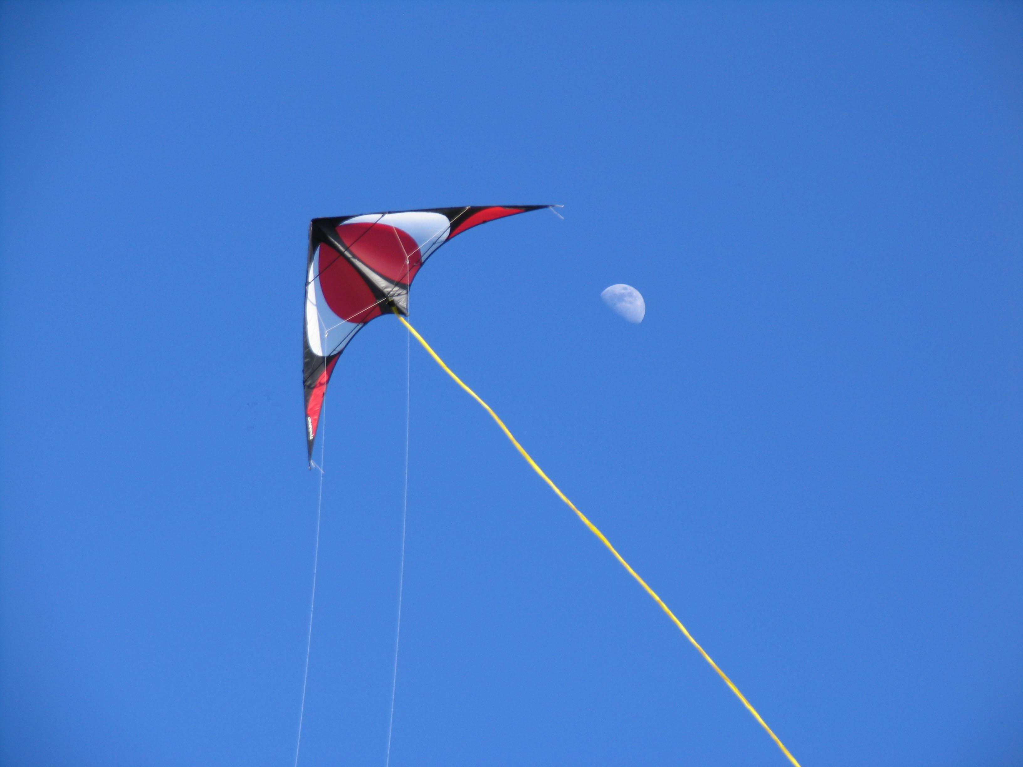 ¿Muy alto en el cielo?