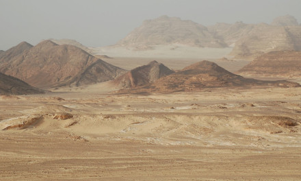 Los desiertos de la vida