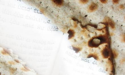 No sólo de pan vive el hombre