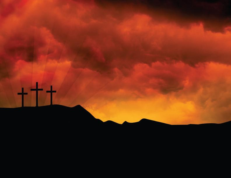 Su dolor fue nuestra salvación