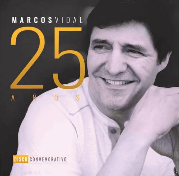 Marcos Vidal celebra con nuevo álbum: 25 Años