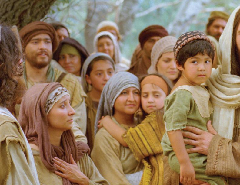 Presentados ante Jesús