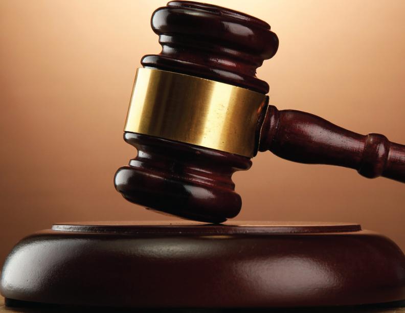 Un juicio para un condenado