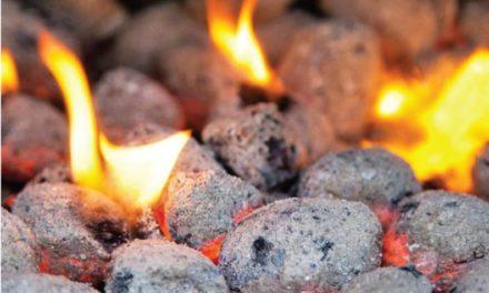 Un carbón que se enfría