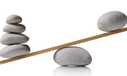 La balanza de la vida